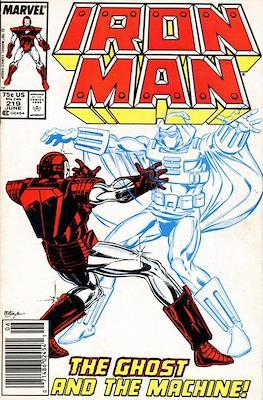 Iron Man Vol. 1 (1968-1996) (Comic book) #219