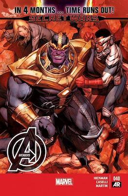 Avengers Vol. 5 (2013-2015) (Comic Book) #40