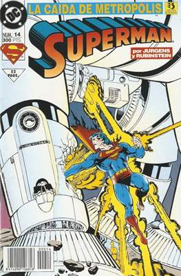 Superman (1993-1996) (Grapa, 48-72 páginas) #14
