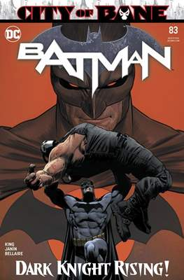 Batman Vol. 3 (2016-) (Comic-book) #83