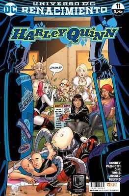 Harley Quinn. Nuevo Universo DC / Renacimiento (Rústica / Grapa) #19/11