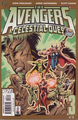 The Avengers: Celestial Quest (Comic-book) #3