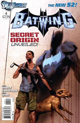Batwing Vol. 1 (2011) (Comic-Book) #4