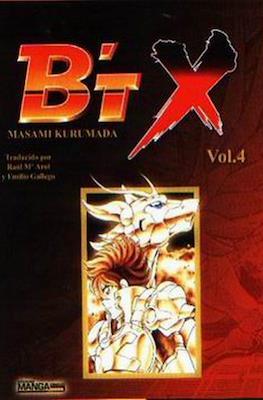 B't X (Rústica con sobrecubierta) #4