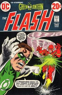 Flash vol. 1 (1959-1985) (Grapa, 32 págs.) #222