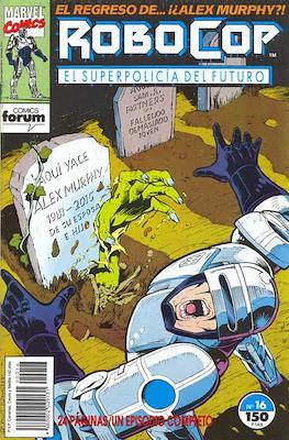 Robocop (Grapa. 19x27. 32 páginas. Color.) #16