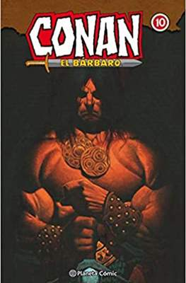 Conan El Bárbaro (Cartoné 600 pp Integral) #10