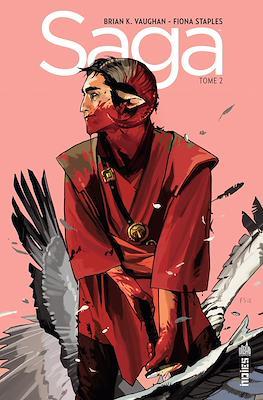 Saga (Cartonné) #2