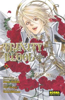 Trinity Blood #16