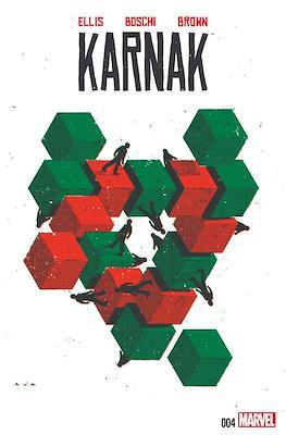 Karnak (Comic Book) #4