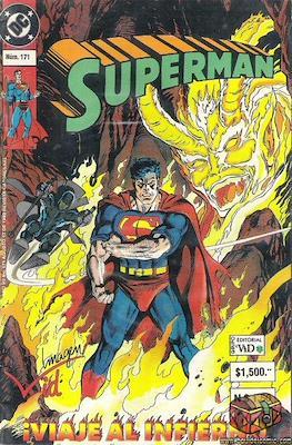 Supermán (1986-2001) (Grapa) #171