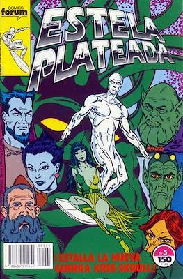 Estela Plateada Vol. 1 / Marvel Two-In-One: Estela Plateada & Quasar (1989-1991) #5