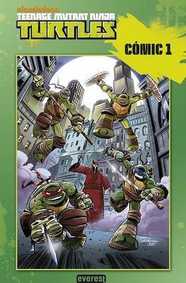 Teenage Mutant Ninja Turtles (Rústica 24 pp) #1