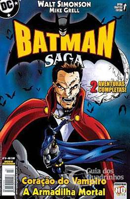 Batman Saga (2003-2004) (Grapa 32 pp) #3