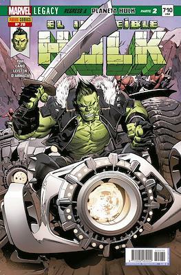 El Increíble Hulk Vol. 2 / Indestructible Hulk / El Alucinante Hulk / El Inmortal Hulk (2012-) (Comic Book) #70