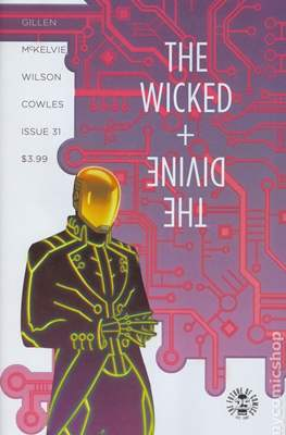 The Wicked + The Divine (Comic Book) #31