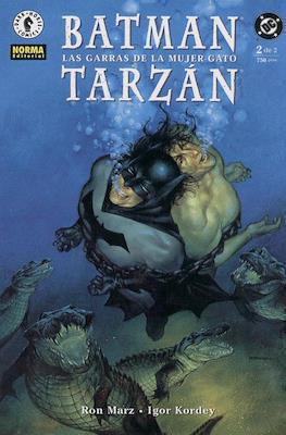 Batman / Tarzán: Las garras de la Mujer Gato #2