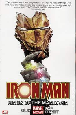 Iron Man (Vol. 5 2012-2014) (Softcover 136 pp) #5