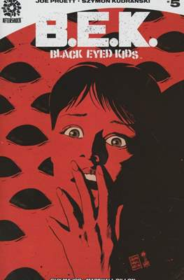 B.E.K. Black Eyed Kids (Comic Book) #5