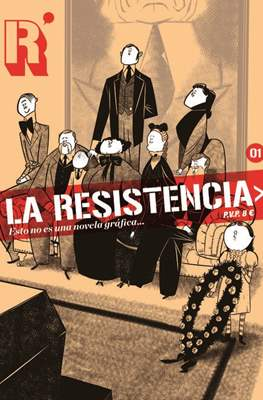 La Resistencia (Rústica 80 pp) #1