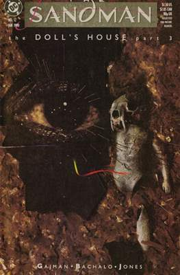 The Sandman (1989-1996) (Comic Book) #12