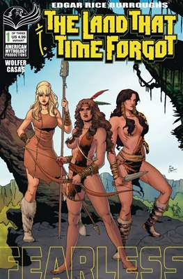The Land That Time Forgot: Fearless (Variant Cover)
