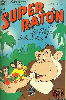 El Super Ratón (Grapa) #15