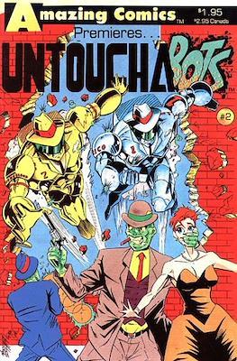 Amazing Comics Premieres... #2