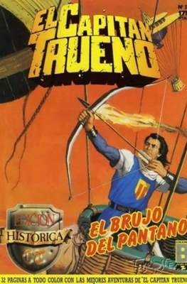 El Capitán Trueno. Edición Histórica (Grapa, 36 páginas) #33