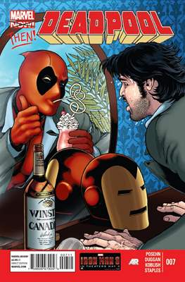 Deadpool Vol .3 (2013-2015) #7