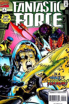 Fantastic Force Vol. 1 (1994-1996) (Saddle-stitched) #2