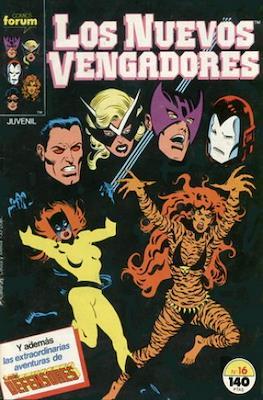 Los Nuevos Vengadores Vol. 1 (1987-1994) (Grapa 32 pp) #16