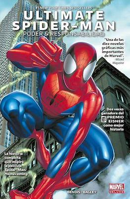 Ultimate Spider-Man. Poder & responsabilidad - Marvel Deluxe