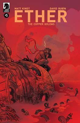 Ether: The Copper Golems (Comic book) #5