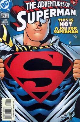 Superman Vol. 1 / Adventures of Superman Vol. 1 (1939-2011) (Comic Book) #596