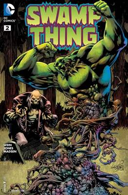 Swamp Thing (2016) (Comic Book) #2