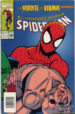 Spider-Man Vol. 1 (1995-1996) (Grapa) #21