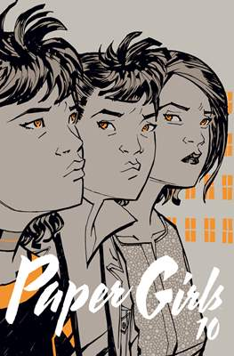 Paper Girls (Grapa 32 pp) #10