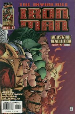 Heroes Reborn: Iron Man Vol. 2 #6