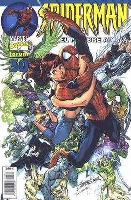 Spiderman Vol. 6 El Hombre Araña (2002-2006) (Rústica 80 pp) #30