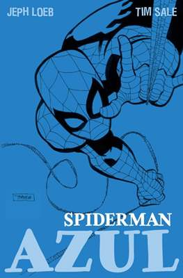 Spiderman: Azul. 100% Marvel HC.