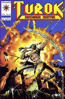 Turok: Dinosaur Hunter (1993-1996) (Grapa) #10