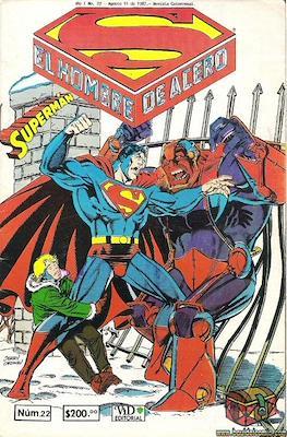 Superman Vol. 1 (Grapa. 1986-2001) #22