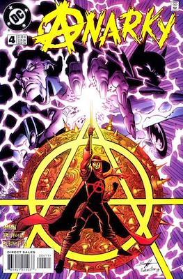 Anarky Vol. 2 (Comic Book) #4