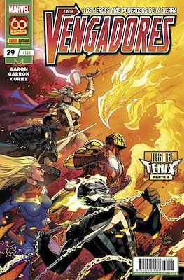 Los Vengadores Vol. 4 (2011-) (Grapa) #128/29