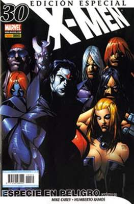 X-Men Vol. 3 / X-Men Legado. Edición Especial (Grapa) #30