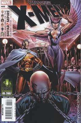 The Uncanny X-Men (1963-2011) (Comic-Book) #485