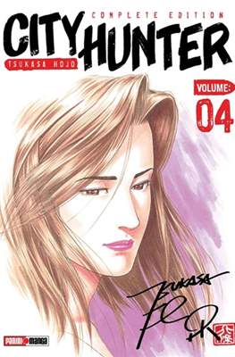 City Hunter (Rústica con sobrecubierta) #4