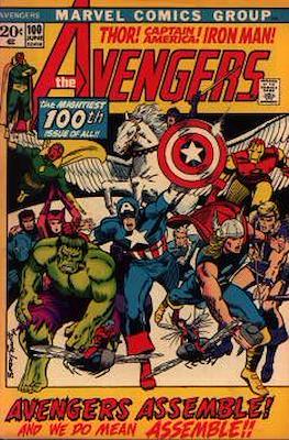 The Avengers Vol. 1 (1963-1996) (Comic Book) #100