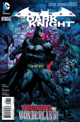 Batman: The Dark Knight Vol. 2 (2012-2015) #8